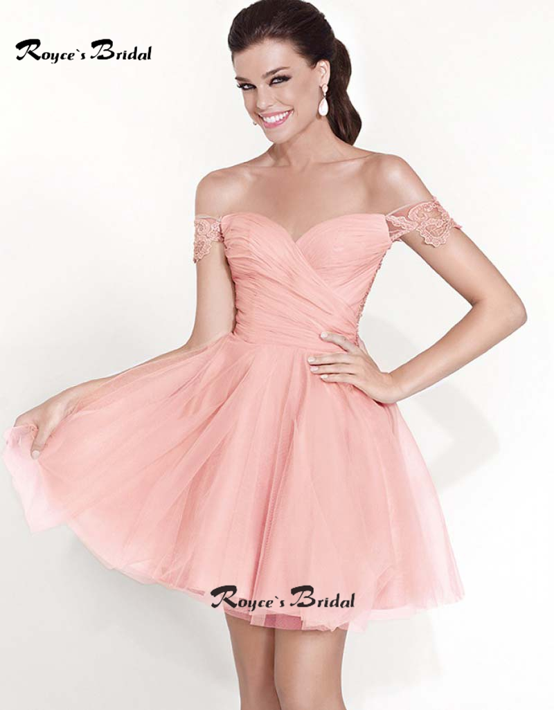 Popular Cute Pink Cocktail Dresses-Buy Cheap Cute Pink Cocktail ...