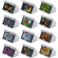 Video Game Cartridge 32 Bits Game Console Card Donke Kong Wari Games Series US EU Version