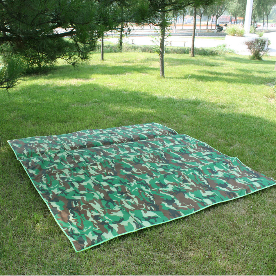 Outdoor Camping Sand Free Beach Camouflage Picnic Mat