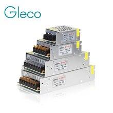 Трансформатор питания для светодиодных лент, постоянный ток 12 В, 5 А, 10 А, 20 А, 30 А, для светодиодных лент, 60 Вт, 120 Вт, 240 Вт, 360 Вт