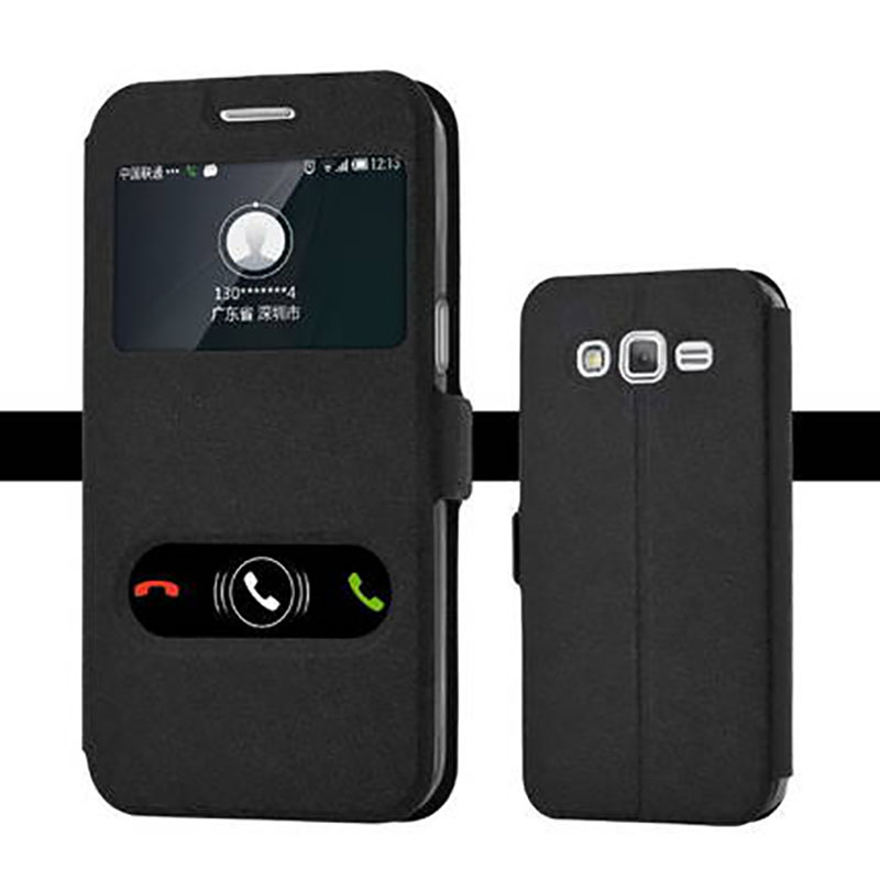 Case for samsung galaxy grand 2 duos G7102 G7106 G7108 G7109 phone case leather cover for samsung galaxy grand2 flip cases