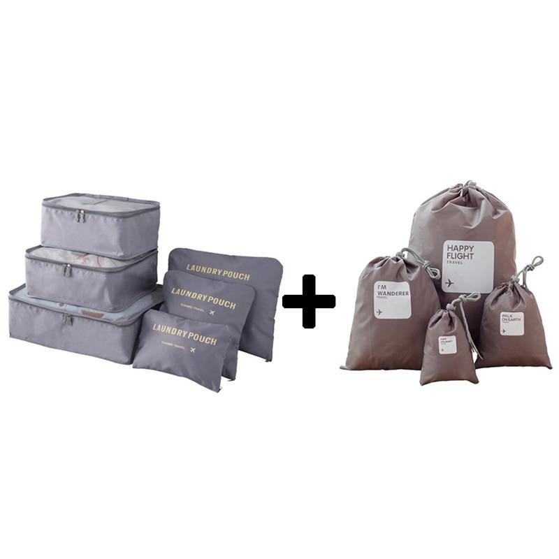 Νέα Nylon συσκευασία Cube Travel Τσάντες - Τσάντες αποσκευών και ταξιδιού