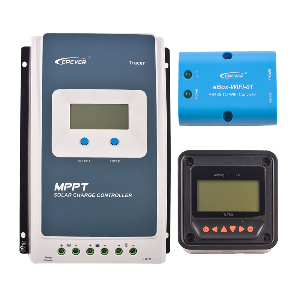 MPPT contrôleur de Charge solaire traceur 3210AN 30A 12 V 24 V commutateur automatique LCD panneau solaire régulateur de batterie régulateur de Charge Max 520 W