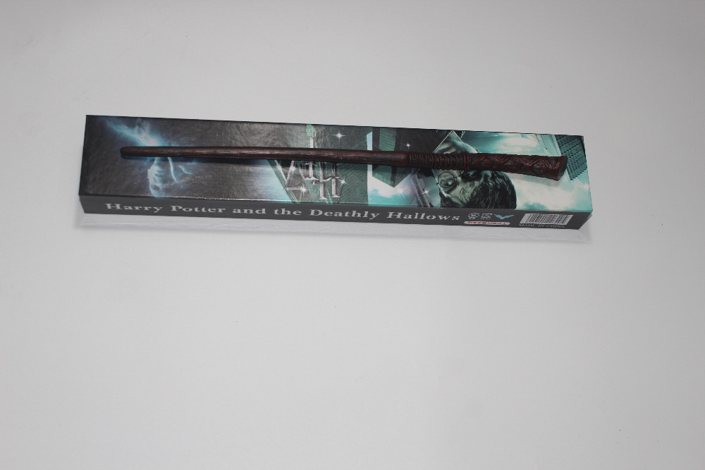 magic wand movies wand George Weasley twins- George Weaslywand with magic box HP
