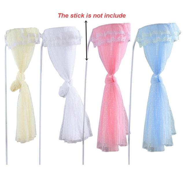Baby Crib Cot Insect Mosquitoes Wasps Flies Net for Infant Bed Folding Crib Netting Child Baby Mosquito Nets 4 Color Choose