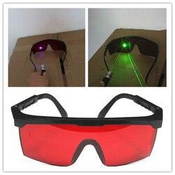 Óculos de Segurança do laser roxo azul 190nm-1200nm Soldagem A Laser instrumento DA beleza DO IPL óculos de proteção óculos de proteção Dos Olhos