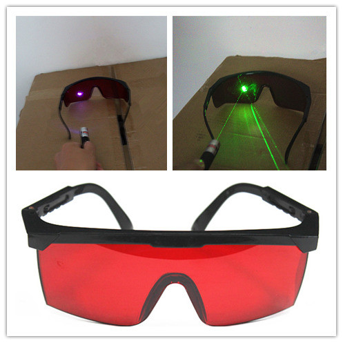 Laser Safety Glasses  Purple Blue 190nm-1200nm Welding Laser IPL Beauty Instrument Protection Eyewear Eye Protective Glasses