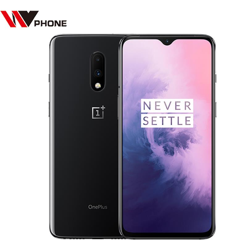 Oneplus ROM globale 7 8GB 256GB Smartphone Snapdragon 855 Octa Core 6.41