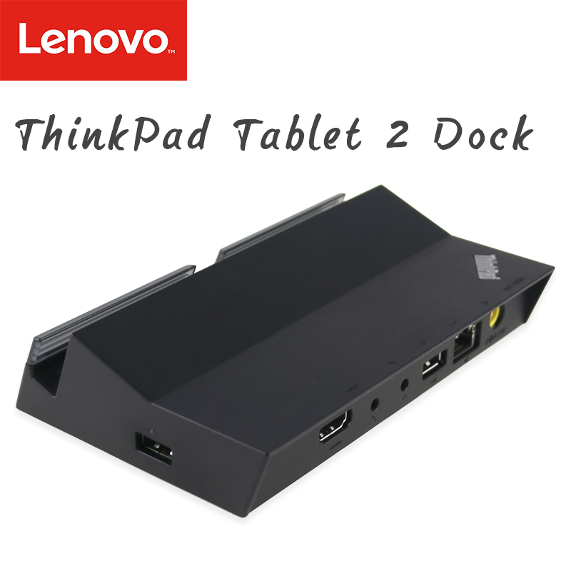 Original Lenovo ThinkPad Tablet2 Dock Mini Expansion Dock Dock