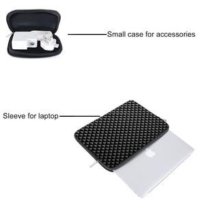 Image 2 - Laptop Bag For Macbook Air 13 2018 Model A1932 Model Laptop Case Sleeve Cover for Macbook Air 13.3 Mac A1369 A1466 Notebook Case