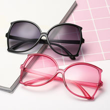 3bede0600af2f Mulheres de Moda de Nova Unisex de Grandes Dimensões Óculos De Sol Retro  Óculos Grandes Óculos Vintage óculos de sol Luneta De S..