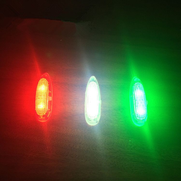 Image 4 - EasyLight LED Position Navigation Lights Wireless 3pcs/set (Red Green White) for RC Airplane Hobby Plane Drone Car Boat Toy Part-in Parts & Accessories from Toys & Hobbies