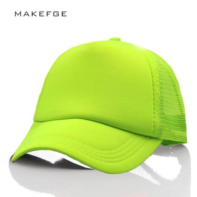 snap caps Fluorescent mesh cap baseball hat cap Tribe Bachelorette Hats  Women Wedding Trucker Caps Neon dad1f23138e4