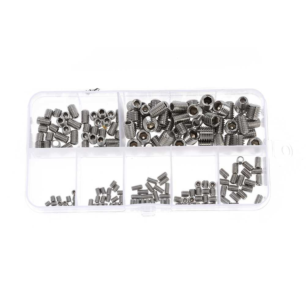 Detail Feedback Questions about 200pcs Stainless Steel Allen