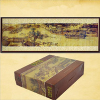 2040 piece jigsaw puzzle adult children scenery classical painting Qingming Festival birthday gift