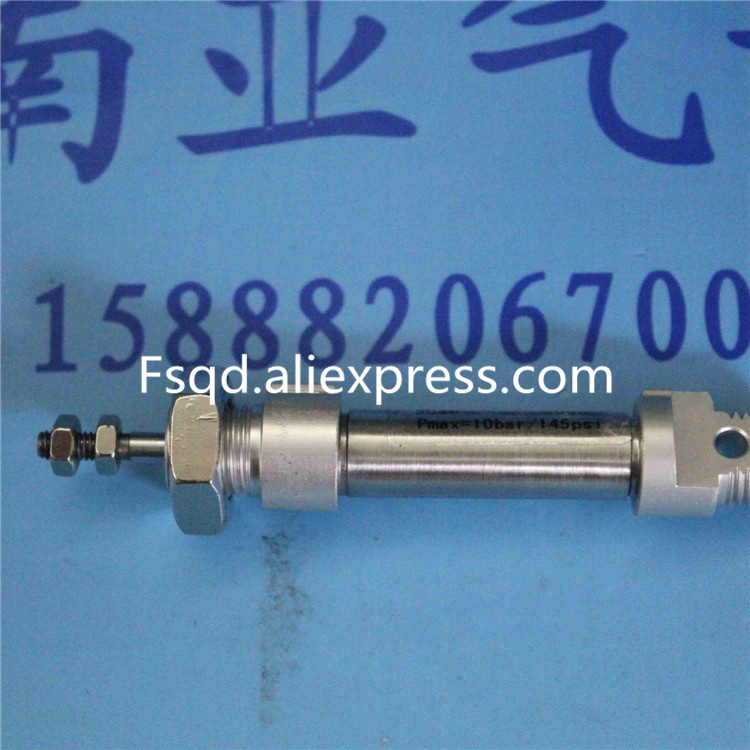 DSN-10-10-P FESTO Stainless steel mini-cylinder air cylinder pneumatic air tools DSN series festo dsn 20 125 ppv a stainless steel mini cylinder air cylinder pneumatic air tools dsn series