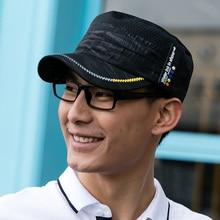 Лето На Открытом Воздухе путешествия военные cap Snapback шляпы мужские бейсболка случайный sunhats путешествия touca папа шляпа кости masculino XJ-K8