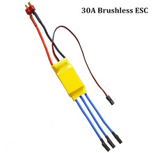 Free Shipping RC BEC 30A ESC Motor Speed Controller RC Brushless ESC 30 A  Hot Sale