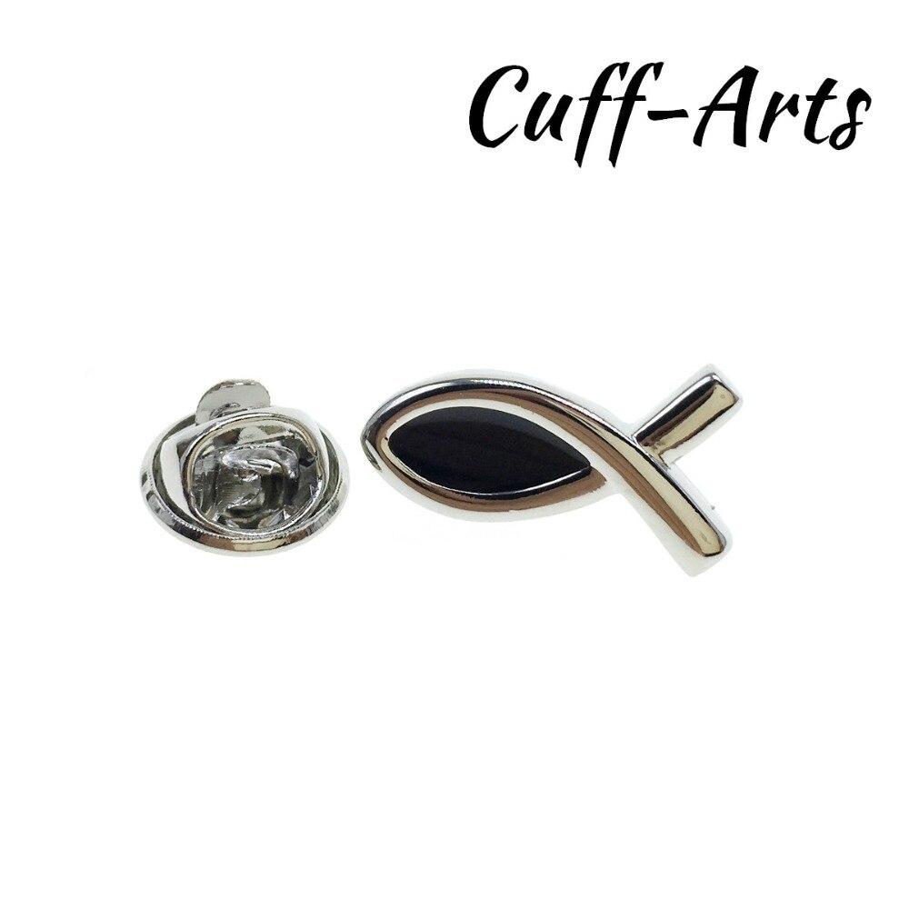 男性のピンとブローチのためのブローチラペルピン宗教的なラペルピンバッジジュエリーBroche PIN de la solapa By Cuffarts P10192Нагрудныйзнак