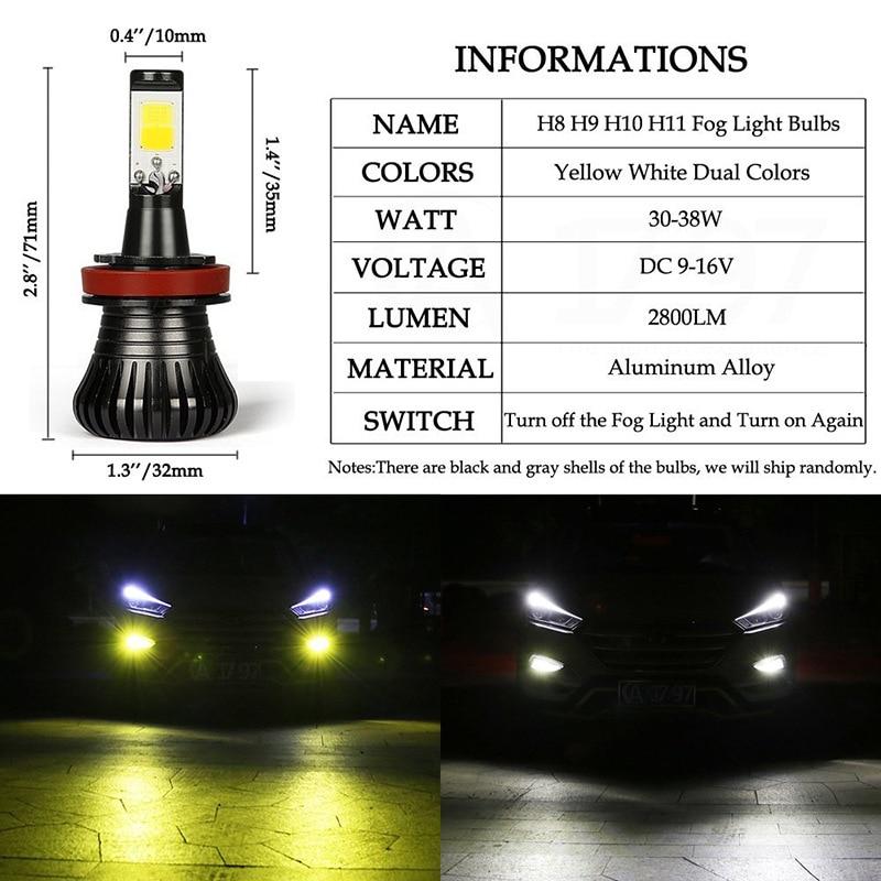 Automobiles & Motorcycles Car Led Headlight H13 H7 H4 Led Hb3/9005 Hb4/9006 H8/h11 H1 H3 9012 6000k Auto Head Light Bulb