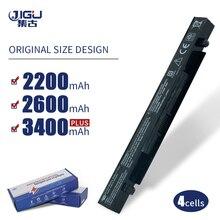 Аккумулятор JIGU для ноутбука ASUS, аккумулятор для ASUS A41 X550, A41 X550A, A450, A550, F450, F550, F552, K550, P450, P550, R409, R510, X450, X550, X550C, X550A, X550CA
