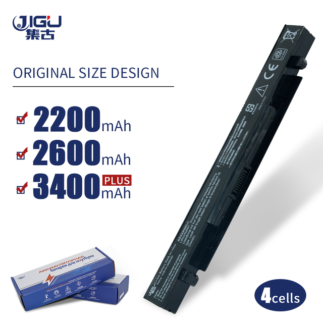 Jigu Аккумулятор для Asus A41-X550 A41-X550A A450 A550 F450 F550 F552 K550 P450 P550 R409 R510 X450 X550 X550C X550A X550CA