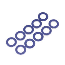 цена на 10pcs Engine Oil Drain Plug Seal Washer Gasket Rings 90430-12031 For TOYOTA Car Engine Oil Drain Plug Seal Washer Gasket Rings