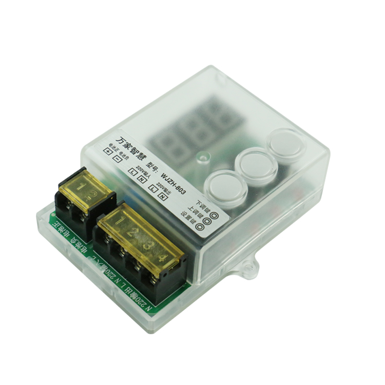 WJZH-803 Battery Anti Overcharge Control Module Automatic Charging Lithium Battery Battery Protector Plate
