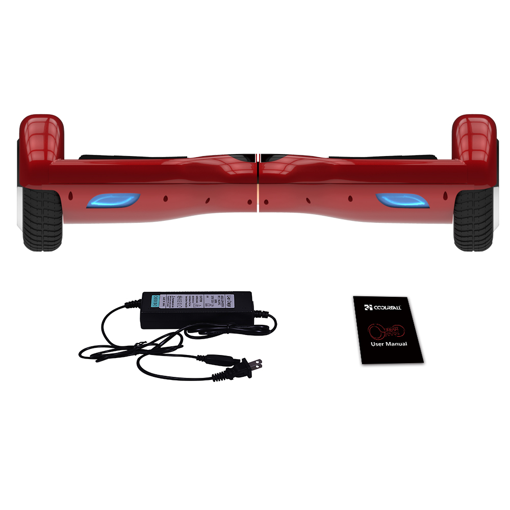 free shipping UL certified hoverboard electric scooter 6.5 inches two wheels hover board ship from USA and DE