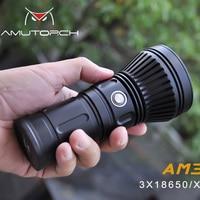 Amutorch XHP50 XHP70 20w 30w Powerful LED Flashlight Tactical Flashlight Linterna Torch 18650 Flashlight