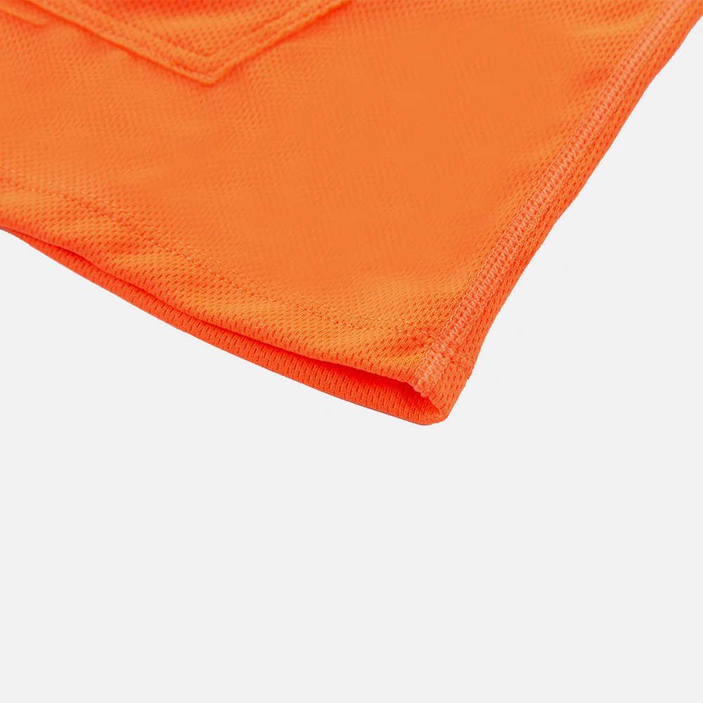 Charmo Anak Swimsuit Anak Laki-laki Lengan Panjang Ruam Penjaga Top Olahraga Baju Renang UPF 50 + K Berlaku Kolam Kemeja Solid Pakaian