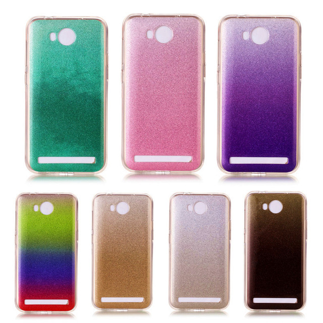 huge selection of b6545 84611 US $2.69 |VOOR Huawei Y3 II Case Cover sfor Huawei Y3 II Y3 2 Y3II Diamond  Glitter Leuke Candy Cover Case Huawei Y3 II Cases in VOOR Huawei Y3 II Case  ...