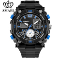 SMAEL Fashion Watch Men G Style Waterproof LED Sports Military Watches Shock Men's Analog Quartz Digital Watch Relogio Masculino