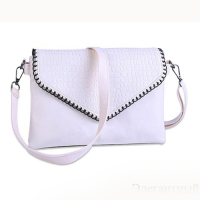 5 TEXU Women Messenger Bags Soft PU Leather Crossbody Bag For Women Clutches Woman Purses White