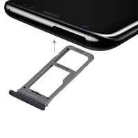 IPartsBuy Neue Sim-karte Tray + Micro SD Tablett für Galaxy S8