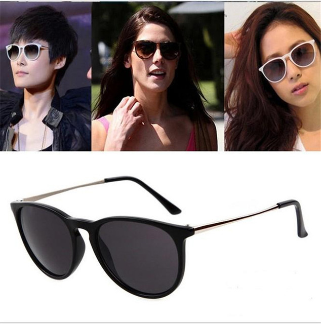 CHUN G1 New 2017 Women Coating Sunglasses Brand Designer Men Vintage Oculos  Gafas Round Glasses Retro 76f20b658c