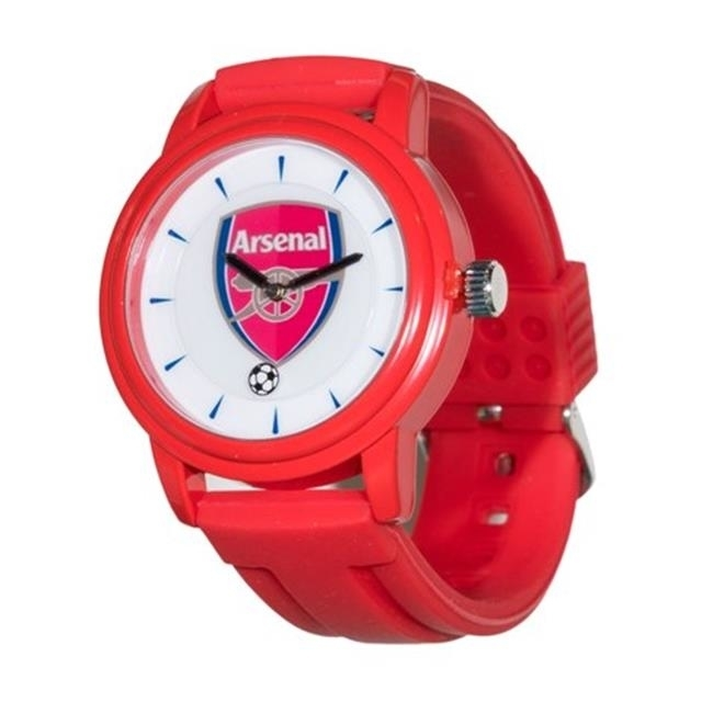 Arsenal AR40-R Soccer Club Pro-Line Souvenir Watch Red