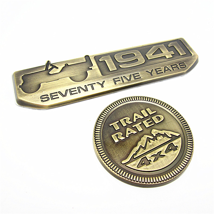 1 set 1941 75 Years and Trail Rated 4x4 Emblem Badge Rear Decal Sticker for Jeep Willys JK Cherokee TJ Wrangler windshield pillar mount grab handles for jeep wrangler jk and jku unlimited solid mount grab textured steel bar front fits jeep