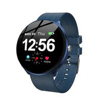 Hot LEMFO V12 Smart Watch 1.3 Inch Full Touch Blood Pressure Tracker Fitness Bracelet Waterproof Smart Watch For Android IOS