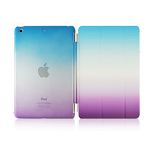 Фотография case for iPad 4 3 2 Ultra Thin Magnetic with Stand PU Leather Retina Smart Cover for iPad 4 PU Front Plastic Back Cover