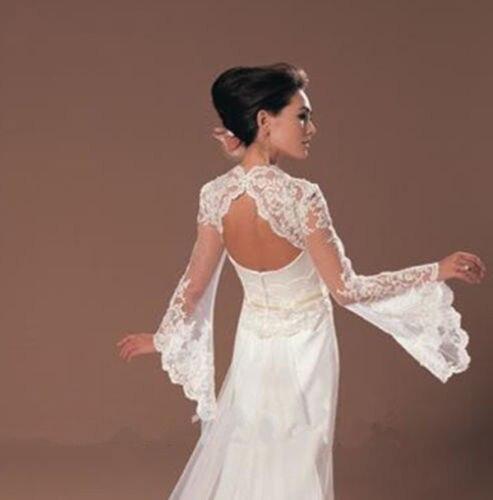 High Neck Lace Wedding Bolero – fashion dresses