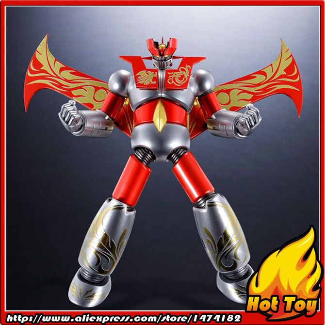 100% Original <font><b>BANDAI</b></font> Tamashii Nations Super Robot Chogokin <font><b>Action</b></font> <font><b>Figure</b></font> - <font><b>Mazinger</b></font> <font><b>Z</b></font> YEAR 2017 Limited from