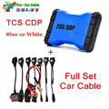 2015.1 R1 TCS CDP Pro plus with Bluetooth + Full set 8 car cables auto diagnostic tools