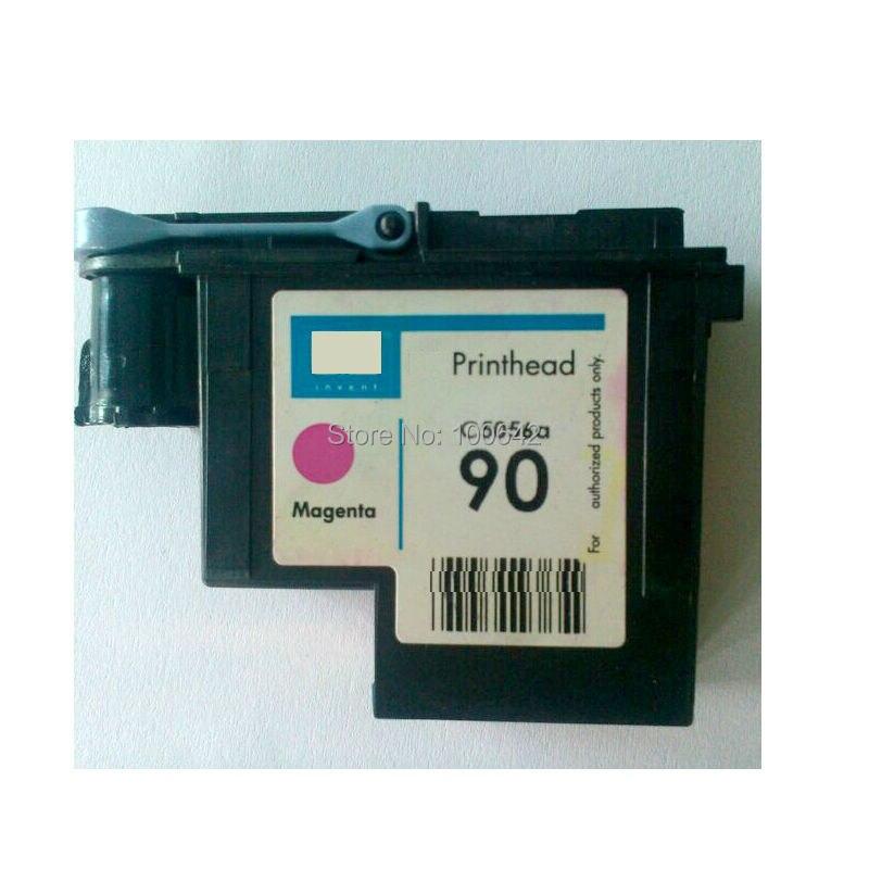 1pcs Magenta C5056A printhead for HP90 HP 90 designjet 4000 / designjet 4500 Remanufactured printer head for HP90