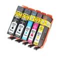 5PK,New Chip Printer Cartridge for HP 655 655XL hp655 Deskjet Ink Advantage 3520 3525 4620 4625 4615 5525 6520 6525 e-All-in-One