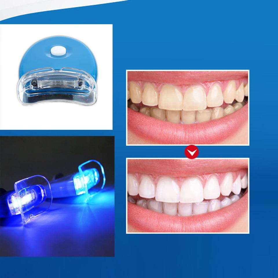 New Blue Led Teeth Whitening Accelerator Uv Light Dental Laser