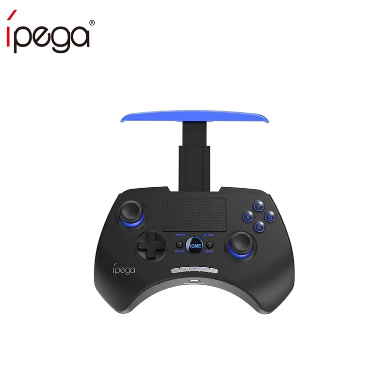 iPega PG-9028 PG 9028 wireless bluetooth V3.0 game controller joystick gaming Holder with touchpad For IOS Android PC TV BOX