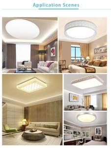 Image 2 - Ceiling Lamps LED Module Light AC220V 230V 240V 12W 18W 24W Replace Ceiling Light Lighting Source Convenient Installation