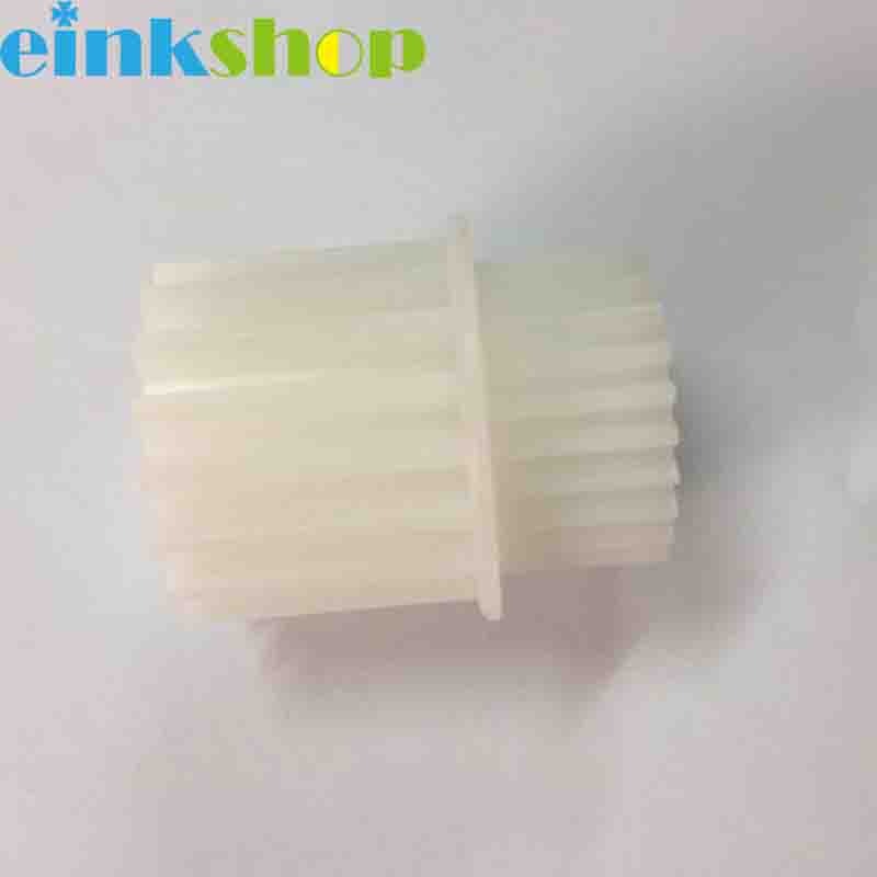 Einkshop 2pcs Fuser drive gear For Canon IR2530 ir 2525 ir 2520 <font><b>ir2525</b></font> ir2520 printer parts image