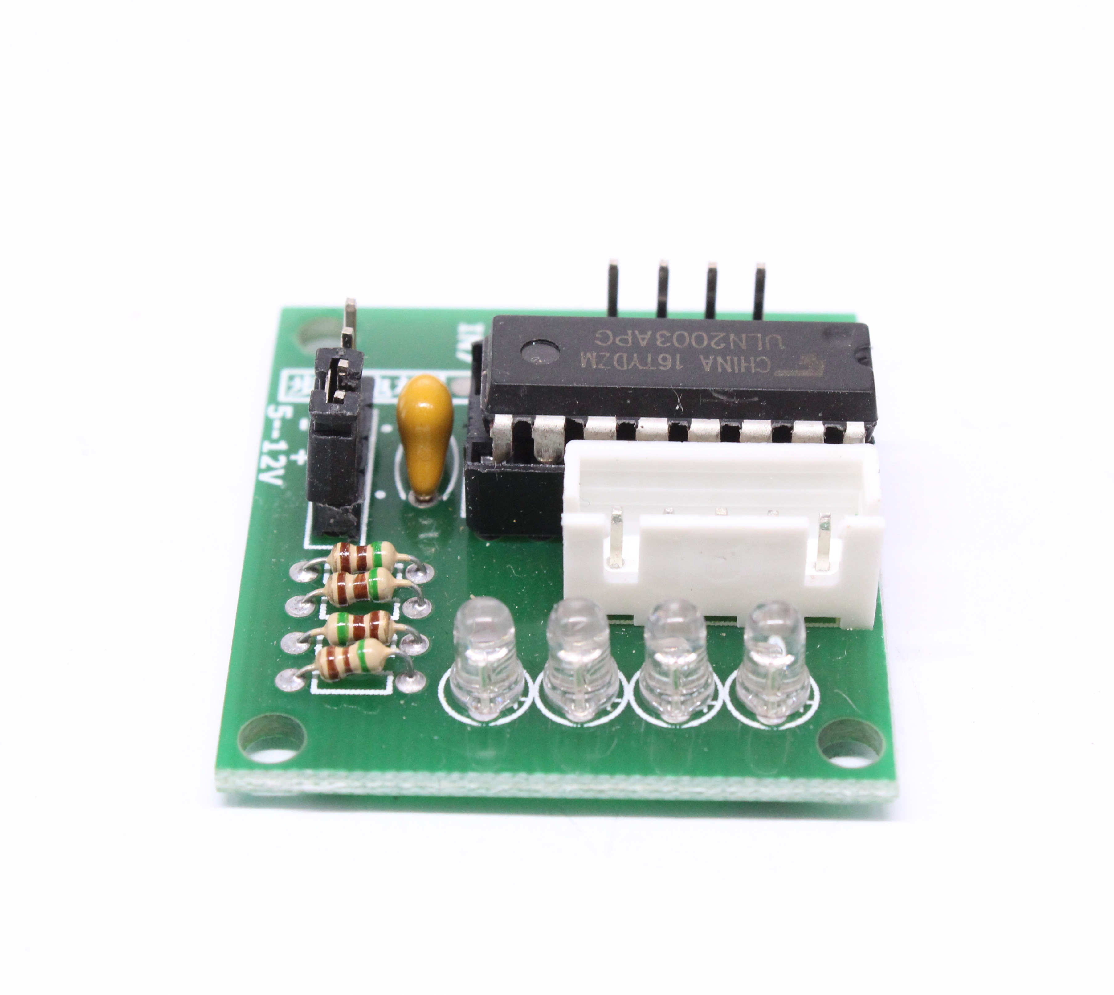 New product ULN2003 Stepper Motor Driver Board Test Module For Arduino AVR SMD|Integrated Circuits|   - AliExpress